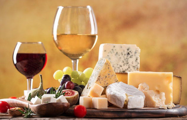 Enjoy Our Fine Selection of Cheese