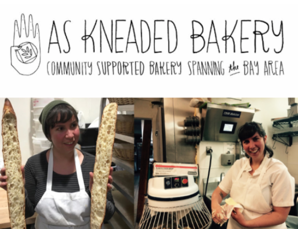 Locals at Delucchi's: As Kneaded Bakery