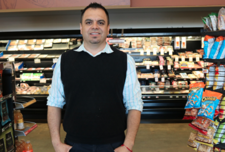 Meet our General Manager, Enrique!