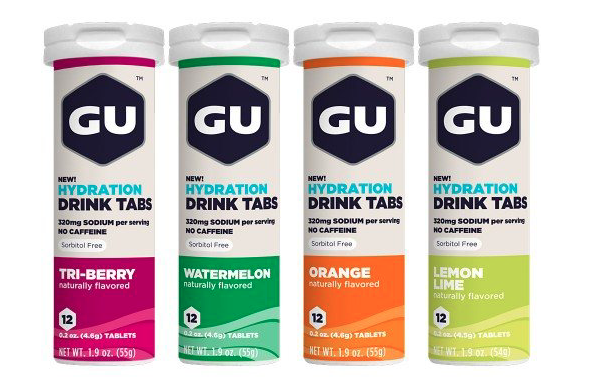 Check out these new products from GU Energy!
