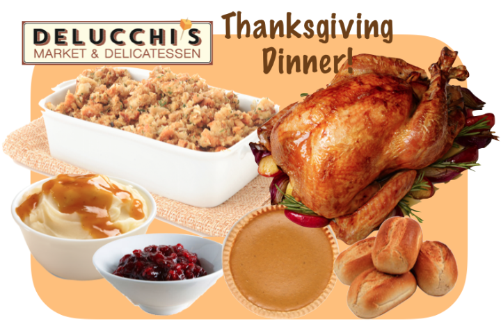 Serve a great holiday meal easily with our Thanksgiving dinner kit!