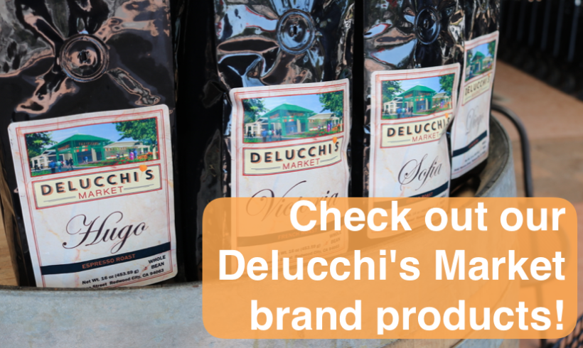 Check out our Delucchi's Market brand products!