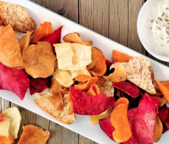 Chip, chip hooray! Try some new chips this week.