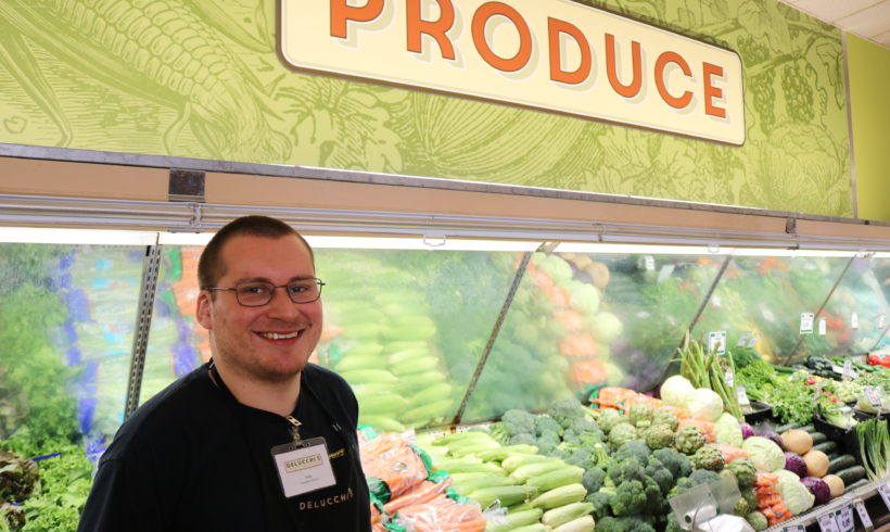 Meet Nick from Produce!