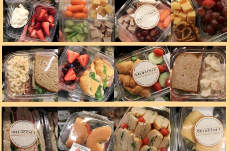 Delucchi's Back to School Meal Guide!