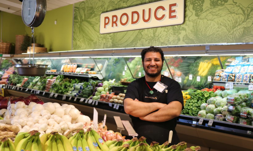 Meet our NEW Produce Manager, Luis!