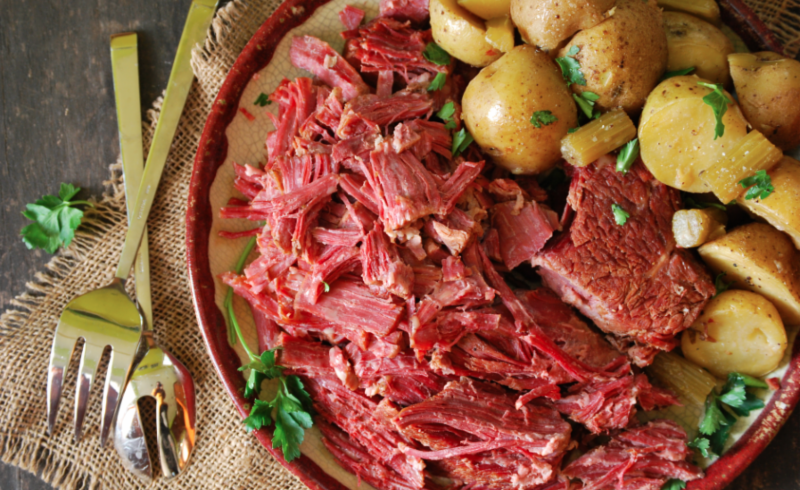 6 Ways to Enjoy Corned Beef for St. Patrick's Day!