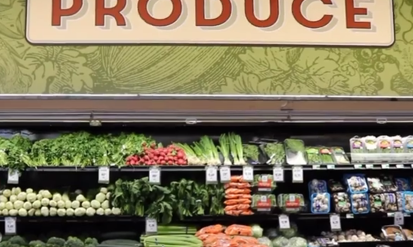 What's in season on produce?