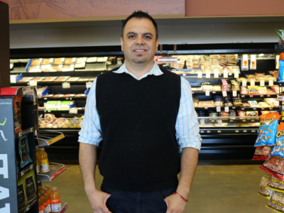 Enrique – One of the owners and our general manager