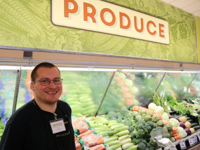Nick - Produce Guy