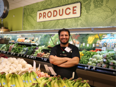 Luis - Produce Manager