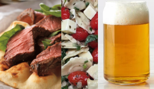 Enjoy these NEW and tasty meats with a side order from the deli and a refreshing cold beer!