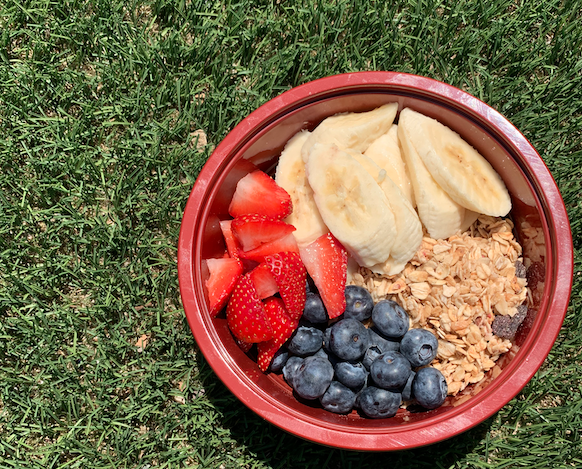 NEW Made to Order Acai Bowls!