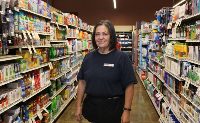 Meet Rosa, our front clerk and customer service specialist!