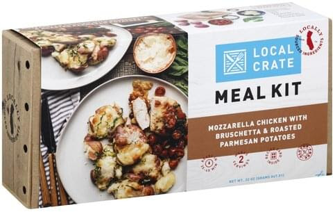 "New & Local ""Local Crate"" Meal Kits!"