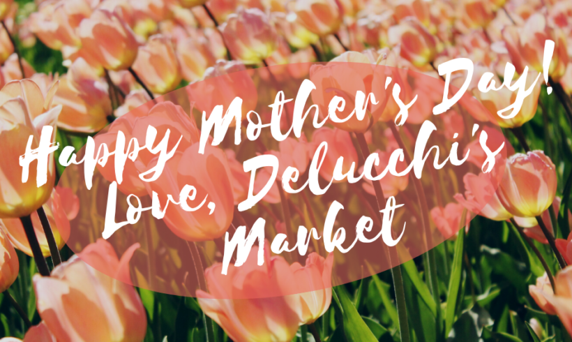Mother's Day Gift Guide: Wine, Cheese, Flowers, and Sweets!