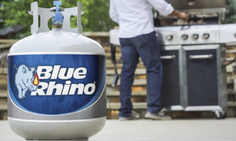 NEW Blue Rhino Propane Now Available!