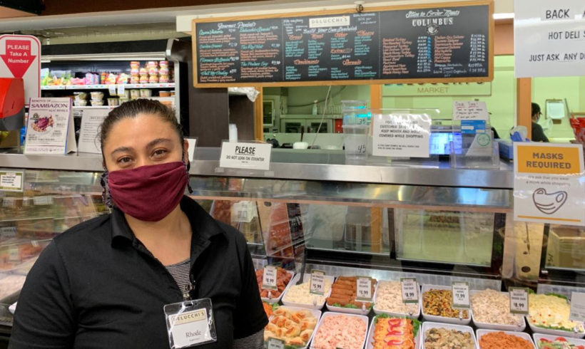 What Makes Delucchi's Market Better: Our Deli and Burrito Bar!