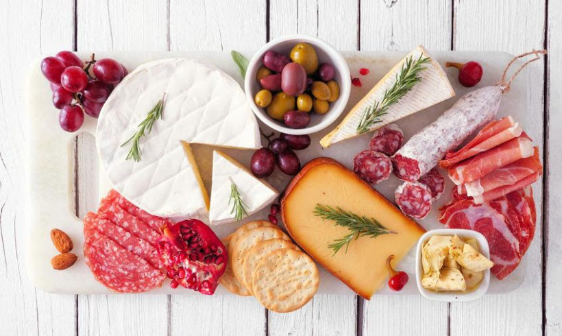 Cheese and Charcuterie Board Checklist!