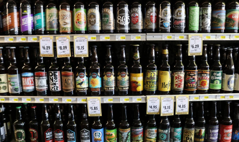 Why We Are Better: We Have an Excellent Craft Beer Selection